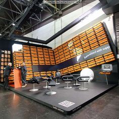 Выставочные стенды STUDIODEGA | Обзор выставки EUROSHOP2014