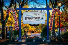 Holidays in #HersheyPA ~ The Top 5 Reasons to Visit the Sweetest Place on Earth During the Holidays!