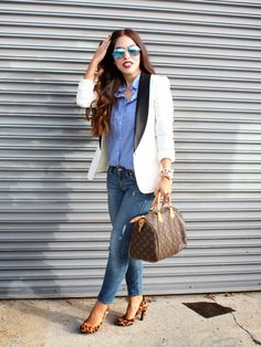 : Congrats, MayraEmily! We have a feeling Jenna Lyons would love your look as much as we do!