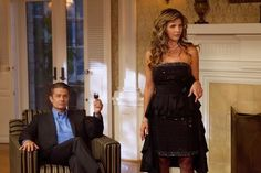Still of Charisma Carpenter and James Marsters in Supernatural (2005)
