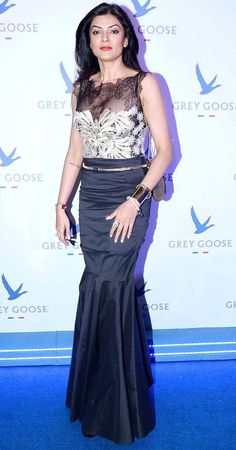 Sushmita Sen at the Grey Goose Style Du Jour event. #Fashion #Style #Bollywood #Beauty