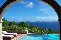 Vacation rentals: sea view Villa Helianthus in Friendship Bay, Bequia, Saint Vincent and the Grenadines.