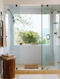 The Case for Saving the Shower Window