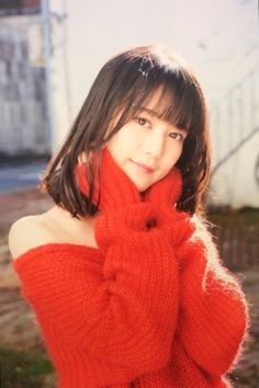 ニット46 Ikuta Erika, Angora Sweater, Kawaii, Beautiful Asian Women, Japanese Girl, Girl Pictures, Pretty People, Asian Woman, Asian Beauty