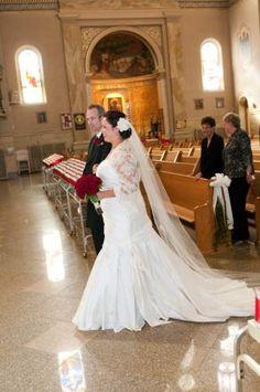 Palazzo Wedding Gown - Price Reduced Chloe Size 16 - Used Wedding Dresses | BravoBride