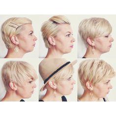 124 Best Pixie Cut Styling Images Short Hairstyle Pixie Cut