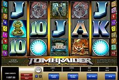 Tomb raider slot review