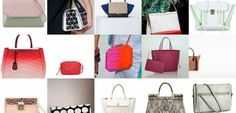 NEW BAGS SPRING SUMMER 2014