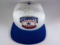 Dallas Cowboys AJD Superbowl XXVII Snapback d0d618d8490e