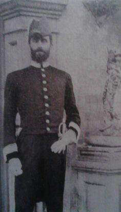 Roger Casement in British Consular uniform.
