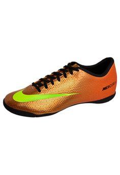 Chuteira Futsal Mercurial Victory IV IC Laranja R 249.90  Nike   DafitiSports Chuteira Futsal 75a796c9958f0