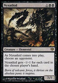Nyxathid