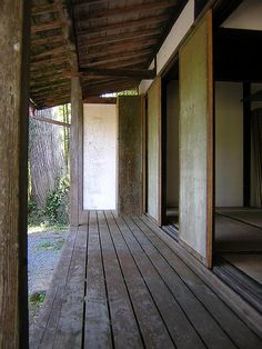 Japanese Rustic House