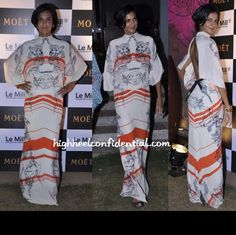 Gaurav Gupta. What an enormously good outfit. love!