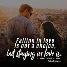 *Falling in love is not a choice. Staying in #loveyourself  is.* #quotes #love http://www.lookupquotes.com/quotes/falling-in-love-is-not-a-choice-staying-in-love-is/43005/ #relationship