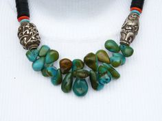 OOAK     Antique Chinese sterling silver and by beadartaustria, $495.00