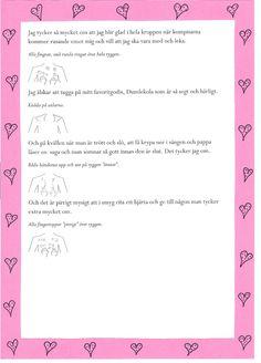 Mina massagesagor – Gratis massagesagor med arbetsblad Massage, Author, Journal, Tips, School, Montessori, Baby, Inspiration, Biblical Inspiration