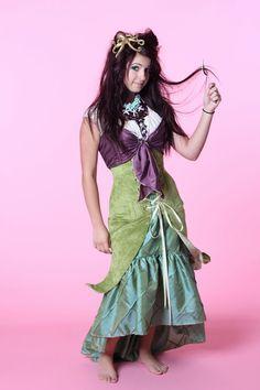 mermaid costume idea