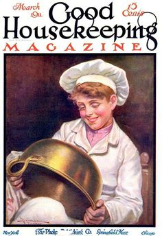 Good Housekeeping, march 1911