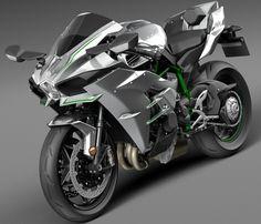 Gambar Modifikasi Kawasaki Ninja H2R 1