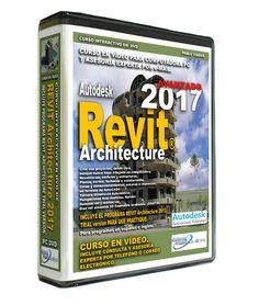Revit 2017 Architecture, Curso Completo, tutorial en Español, para Diseño Arquitectonico