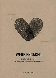 看了肯定想結婚的十款創意喜帖 WEDDING INVITES | ㄇㄞˋ點子靈感創意誌