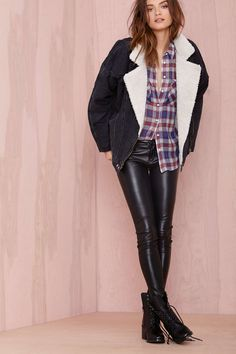 Lumberjill Button-Down | Shop What's New at Nasty Gal