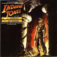 John Williams (4) - Indiana Jones And The Temple Of Doom (The Original Motion Picture Soundtrack) (CD, Album) at Discogs