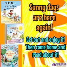 Sunny day Usborne