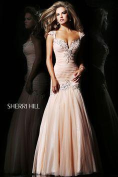 Sherri Hill Spring 2013 Prom Dress 21069