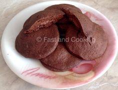 Ricetta per fare i biscotti alla Nutella, simili ai Grisbì.