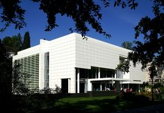 Baden-Baden, Lichtentaler Allee, Museum Frieder Burda