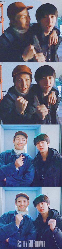 #RM #Jin [Episode] #jhope 1st mixtape MV Episode 2