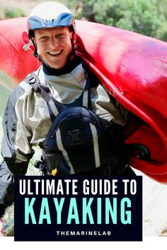 Ultimate Guide To Kayaking Equipment And Gear By The Marine Lab Kayak Roof Rack, Kayak Cart, Camping Games Kids, Tent Camping, Camping Gear, Slingshot Fishing, Kayak For Beginners, Kayak Equipment, Kayak Seats