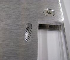 Ipad Enclosures Ipad 1, New Ipad, Door Handles, Design, Decor, Door Knobs, Decoration, Decorating