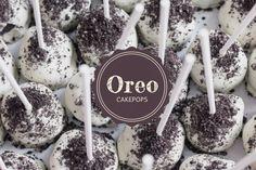 Oreo Cakepops aus nur drei Zutaten - ohne Backen. To Do *-*