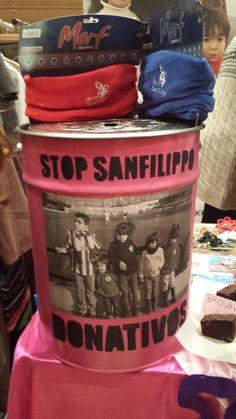 Mercadillo #Stopsanfilippo en The Sunday Market #Bilbao