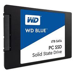 WD BLUE 1TB SSD 2,5″ für 176,99€