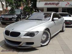BMW 6 Serisi - ///M 645Cİ MERAKLISINA. EXTRA FULL. BARIŞTAN.