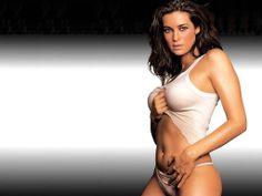 Manuela Arcuri is an Italian actress and model