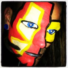 TNA Impact Zone - 13 Sep 2012 Wwe Jeff Hardy, The Hardy Boyz, Cool Face, Creatures Of The Night, Wwe Stuff, Face Paintings, Instagram Posts, Brother, Boys