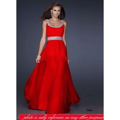 Fabboom Red Long #Gown #onlineshopping  http://goo.gl/oGUo7L