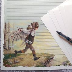 Hey, I found this really awesome Etsy listing at https://www.etsy.com/listing/96546462/fairy-stationery-paper-stationery-paper