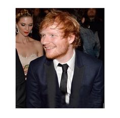 ed looked so nice at the grammys