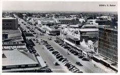 Abercorn Street, Bulawayo, Rhodesia