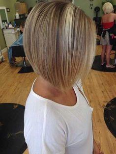Inverted-Bob-Haircut » New Medium Hairstyles by kenya