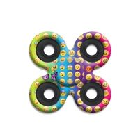 SPINNERS squad fidget toys Emoji Multicolor