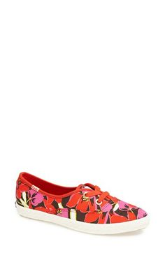 Keds® for kate spade new york 'pointer' canvas sneaker available at #Nordstrom