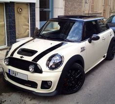 Mini Cooper, White, Rally Lights, Frame Rail Cover, Kick Plate, Door sill Cover
