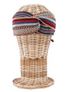 Turbante MADAGASCAR / Hippie, boho-chic, ethnic style. Fashion, Casual Style. Rosebell turban - Beach style
